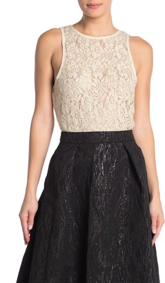 Endless Rose Lace Beaded Tank