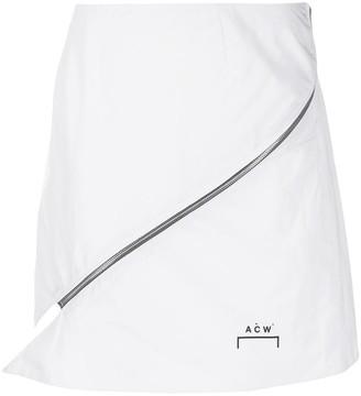 A-Cold-Wall* A Cold Wall* asymmetric skirt