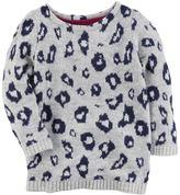 Carter's Baby Girl Leopard Sweater