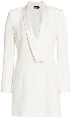 HANEY Fitted Blazer Dress