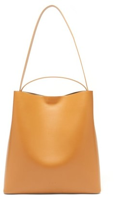 Aesther Ekme Sac Leather Tote Bag - Tan