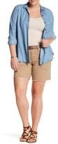 UNIONBAY Ammber Solid Bermuda Short (Plus Size)
