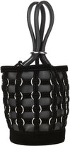 Alexander Wang Mini Roxy Ring Cage Bucket Bag