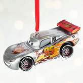 Disney Lightning McQueen Light-Up Sketchbook Ornament
