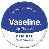 Vaseline Lip Therapy Original Lip Balm Tin 0.6 oz