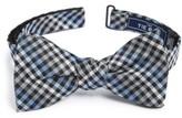 The Tie Bar Men's Plaid Bow Tie