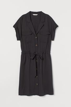 H&M Shirt Dress - Gray