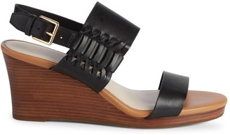 Cole Haan Paiva Grand Slingback Wedge Sandals