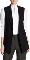 Theory Flavio Edition Wool Blend Vest