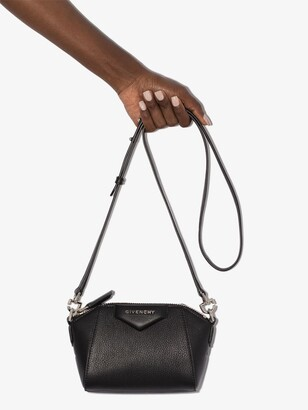Givenchy nano Antigona mini crossbody leather bag