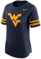 Nike Women's West Virginia Mountaineers Gear Up Modern Fan T-Shirt