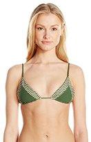 Tori Praver Women's Lahaina Bikini Top