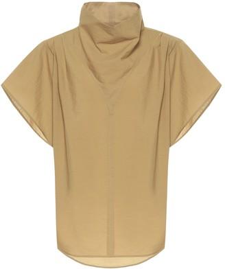 Isabel Marant Parlamili cotton-blend top