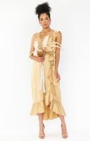 Thumbnail for your product : Show Me Your Mumu Samantha Ruffle Wrap Dress