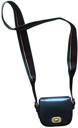 Polo Ralph Lauren \N Black Leather Handbags
