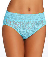 Wacoal Halo Lace Hi-Cut Brief Panty - Women's