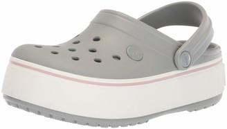 Crocs Crocband Platform Clog Unisex-Adult Crocband Platform Clog