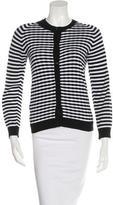 Marni Striped Knit Cardigan Set