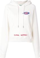 Off-White Leaf Logo Sweatshirt
