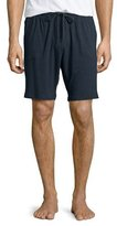 Derek Rose Jersey Lounge Shorts, Charcoal