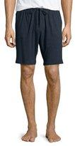 Derek Rose Jersey Lounge Shorts, Charcoal