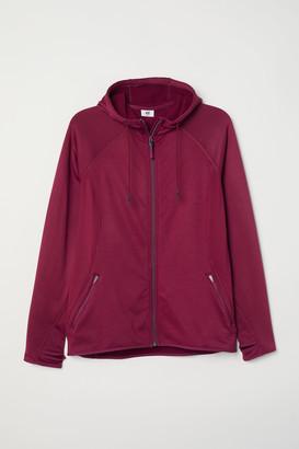 H&M H&M+ Fleece outdoor jacket