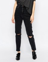 Dr. Denim Cropa Cabana High Waist Cropped Skinny Jeans