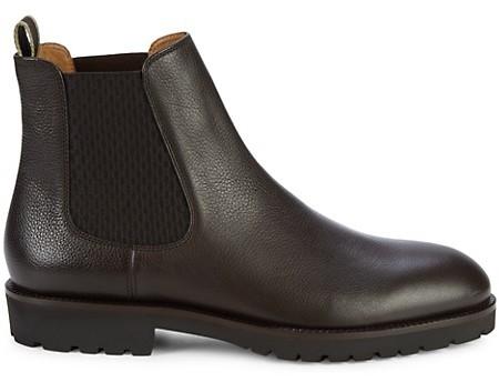 hugo boss black chelsea boots
