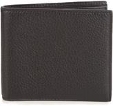 Smythson Burlington bi-fold leather wallet