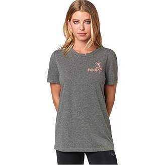 Fox Junior's Live Fast Short ROLL Sleeve Crew T-Shirt