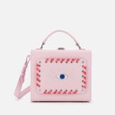 Meli-Melo Women's Art Bag - Blush/Eye