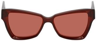 VIU Red The Fierce Sunglasses