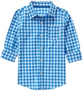 Crazy 8 Gingham Shirt