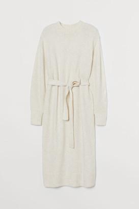 H&M Knit Dress - Beige