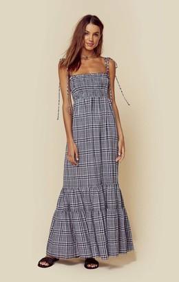 Blue Life Summer Breeze Maxi Dress