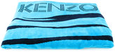 Kenzo tiger shaped towel - kids - Cotton - One Size