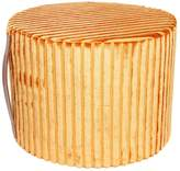 Missoni Coomba Striped Velvet Pouf