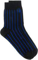 Versace striped socks