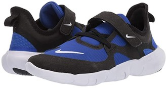 Nike Kids Free RN 5.0 (Little Kid) (Racer Blue/Black/White) Kids Shoes