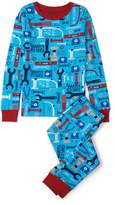 Hatley Boy's Mr. Fix It Pajama Set