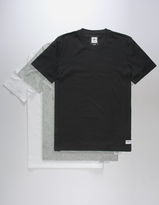 adidas 3 Pack Mens T-Shirts