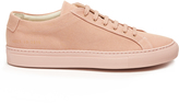 Common Projects Achilles low-top canvas trainers
