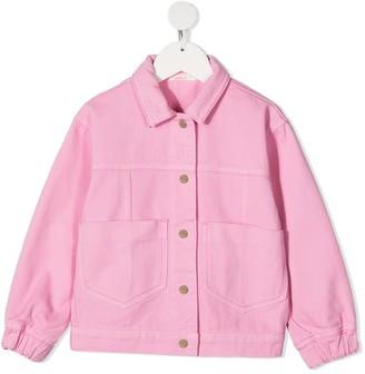 Billieblush Button-Down Jacket