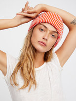 Free People Hotline Ribbed Beanie