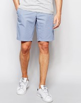 Tommy Hilfiger Chino Shorts In Blue