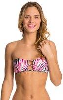 Volcom Wild Marks Bandeau Bikini Top 8130212