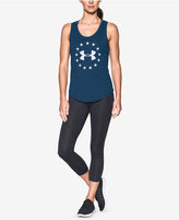 Under Armour Charged Cotton® Graphic Tank Top