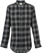 Baldwin plaid button down shirt