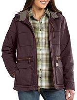 Carhartt Women's Gallatin Quilted Zip Front Jacket