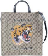 Gucci Tote Tiger Aveugle P.a.